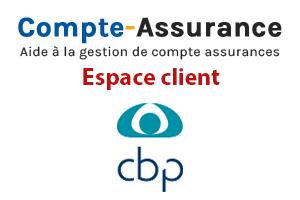 Cbp assurance espace client