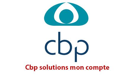 Cbp solutions espace client