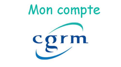 Accès au compte cgrm