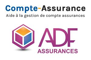 Assurance ADF espace courtier connexion