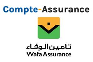 Wafa assurance mon compte en ligne