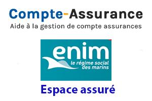 Espace personnel Enim