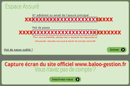 assures.baloo-gestion.fr connexion