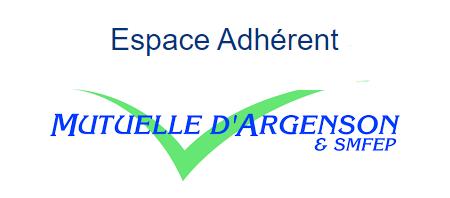 Mutuelle d'argenson espace adhérent