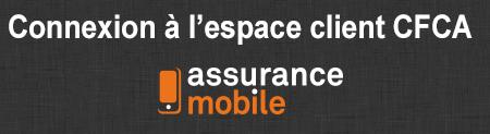 CFCA assurance.mobile.fr mon compte