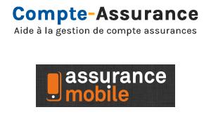 CFCA Assurance mobile mon compte