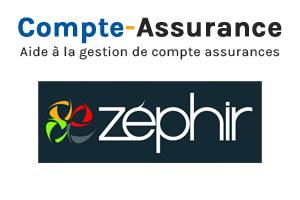 Zephir Assurance mon compte