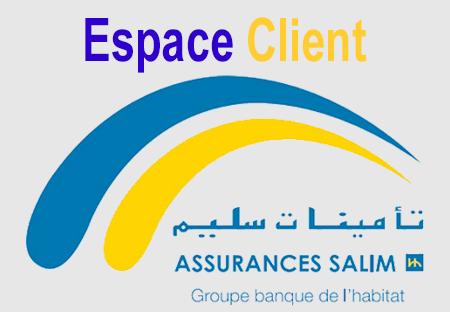 Accés à mon espace client Salim Assurance