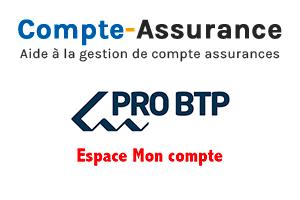 Consulter mon compte pro btp