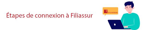 Se connecter à mon compte Filiassur