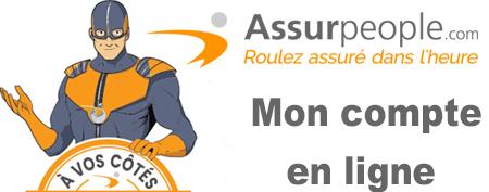 Mon compte client Assurpeople