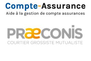 Praeconis.fr espace client