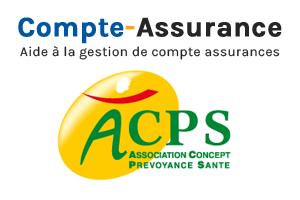 ACPS Mutuelle mon compte: Accès à mon espace assuré en ligne