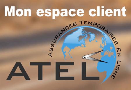 Mon espace client ATEL (Assurance auto temporaire en ligne)