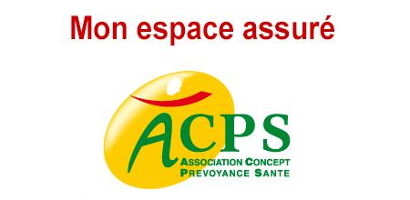 Connexion à mon compte ACPS Mutuelle