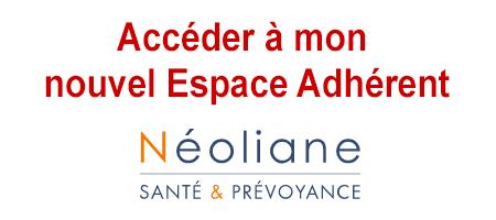 Comment accéder à mon nouveau compte adhérent Neoliane santé-prévoyance?