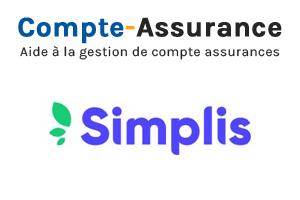 Connexion à mon compte Simplis Assurance