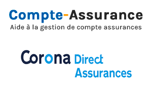 Se connecter au compye Corona Direct