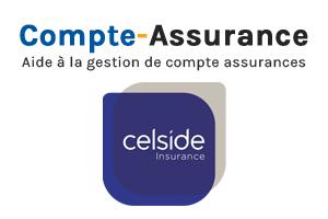 Mon espace client Celside Insurance