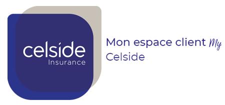 Accès à mon espace client Celside Insurance en ligne.