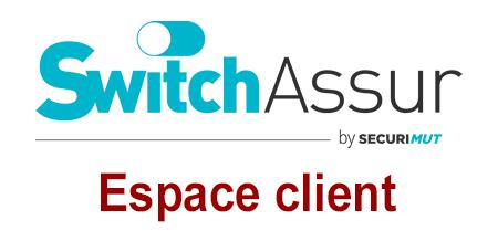 Accès à mon espace client Switchassur.