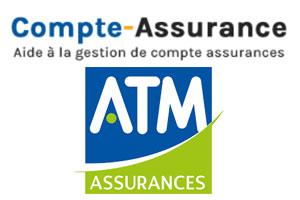 ATM assurance mon compte