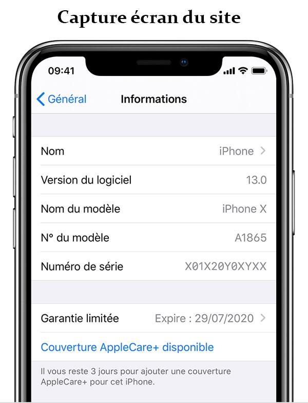 Souscrire un contrat AppleCare +