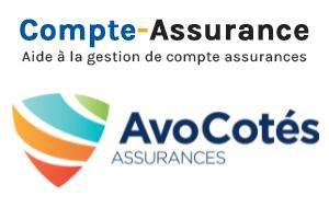 Connexion à mon compte ADLP Assurances sur www.avocotes.com