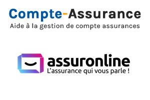 Comment se connecter à mon espace client Assuronline ?