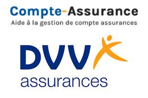 DVV Assurances mon compte en ligne