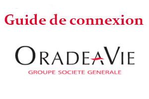Guide de connexion Oradéa Vie Assurance